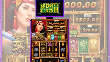MIghty Cash Slot Machine
