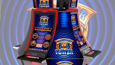 Wonder 4 Slot Towers